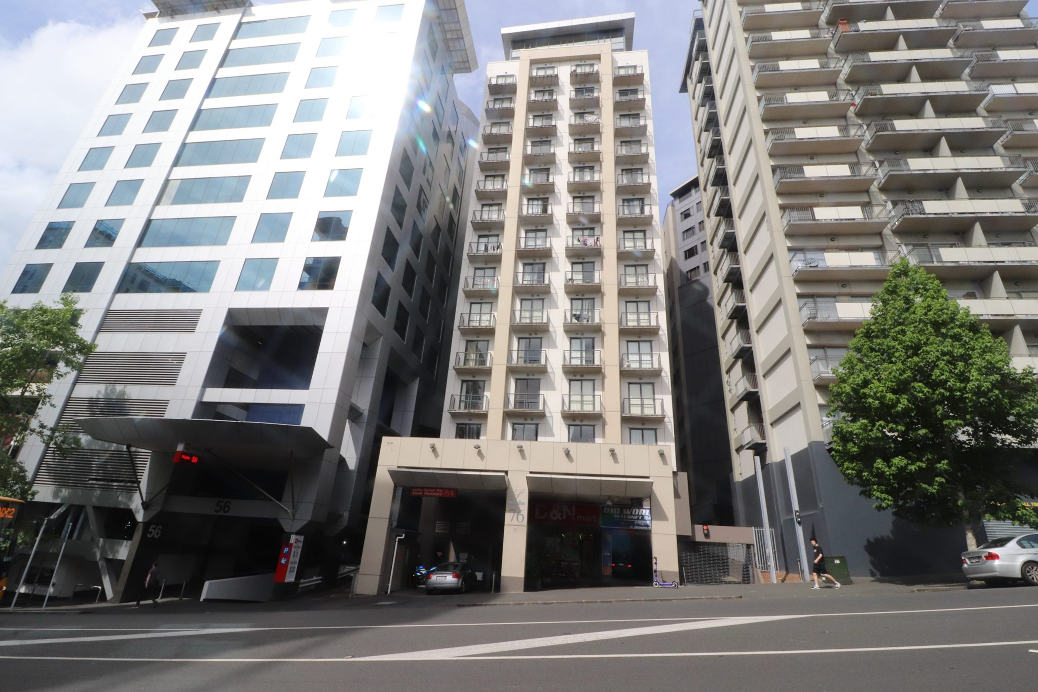 City Centre, 1 bedroom